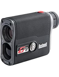 Bushnell G Force DX 6 x 21 mm - Telémetro láser de caza, color negro