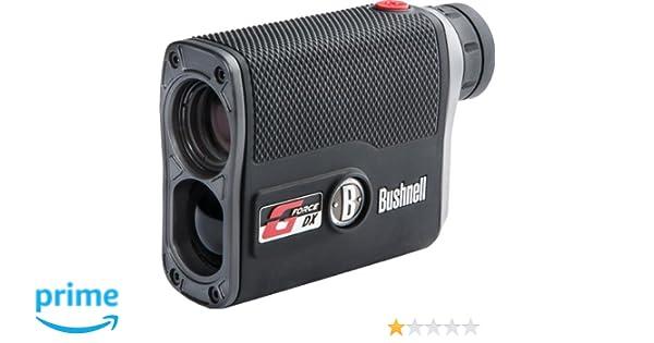 Bushnell laser entfernungsmesser g force dx black