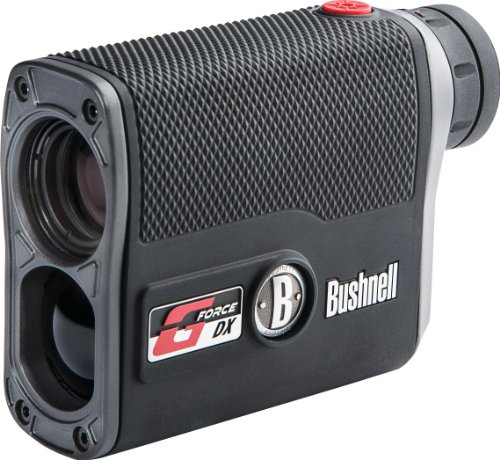 Bushnell 202460 Télémètre laser de Chasse 6 x 21 Noir