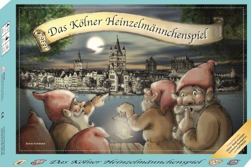 Das Kölner Heinzelmännchen Spiel