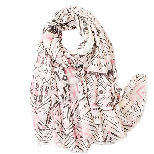 Long Scarf Lady's Summer Shawls Thin Soft Head Scarves Spring Woman ()
