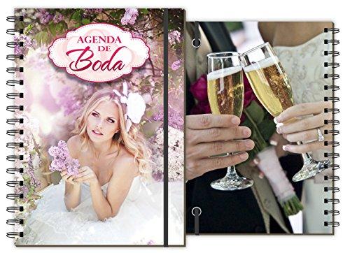 Agenda de boda - Tapa dura