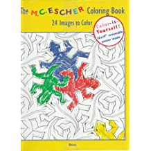 M.C. Escher: Coloring Book