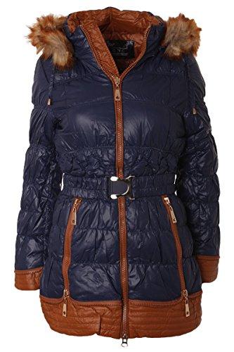 veste-dhiver-avec-faux-capuchon-de-fourrure-conception-de-contraste-s36-bleu