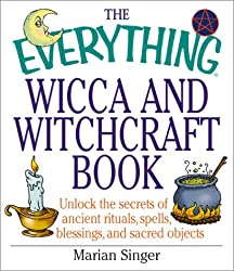 The Everything Wicca and Witchcraft Book (The Everything Series)