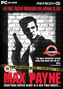 Max Payne (PC CD)