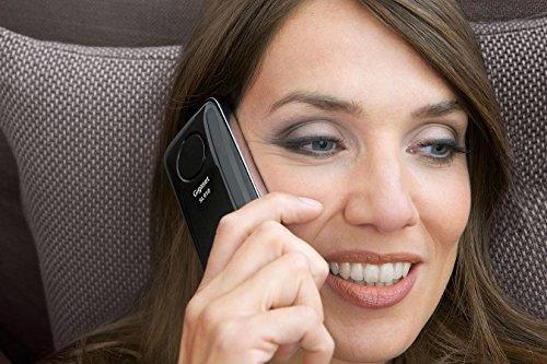 Gigaset SL910 Telefon - Schnurlostelefon / Mobilteil - mit Farbdisplay / Design Telefon / schnurloses Telefon - Freisprechen - schwarz - 11