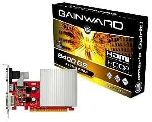 Gainward GeForce 8400GS Carte graphique Nvidia 512Mo DDR3 PCI Express