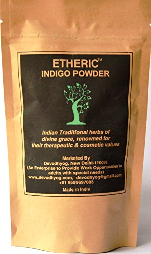 Etheric Indigo Leaves powder (100 gms)