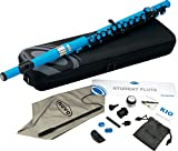 NUVO Student Flute Electric Blue, Stimmung C