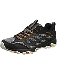 Merrell Men's Moab FST GTX Low Rise Hiking Boots