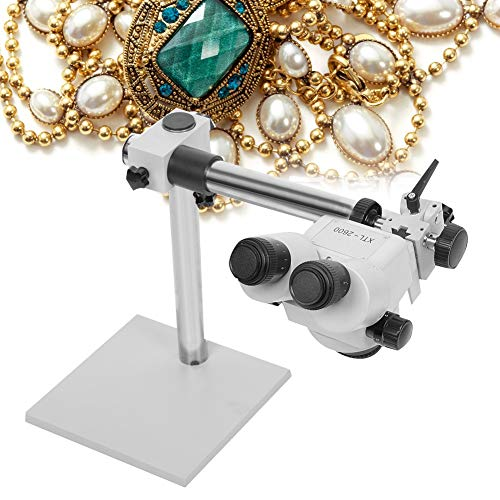 Boquite Microscopio, Estéreo Binocular Zoom Continuo