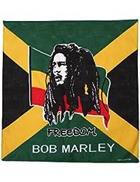 Bob Marley Reggae Bandana /Neck Scarf (Bob Marley Freedom)