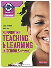 Level 3 Diploma Supporting teaching and learning in schools, Primary, Candidate Handbook