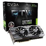 EVGA GeForce GTX 1080 FTW Gaming ACX 3.0 8GB GDDR5 DVI/HDMI/3xDP Grafikkarte