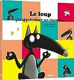 Le Loup qui apprivoisait ses émotions (petit format) de Orianne Lallemand