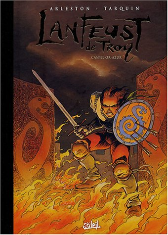 Lanfeust de Troy, Tome 3 : Castel Or-Azur : Edition collector