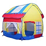 Roadacc TM Big Playhouse with Removable ...