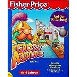 Fisher- Price. Auf der Ritterburg. CD- ROM für Windows 3.1/95