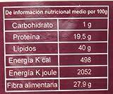 La linaza es la semilla de la planta Linum usitatissimum (lino). Es usada para consumo humano, por ejemplo, en infusiones o para elaborar el gofio. De la semilla se extrae el aceite de linaza, el cual es rico en ácidos grasos de las series Om...