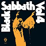 Black Sabbath: Vol.4 [Orange Vinyl] [Vinyl LP] (Vinyl)