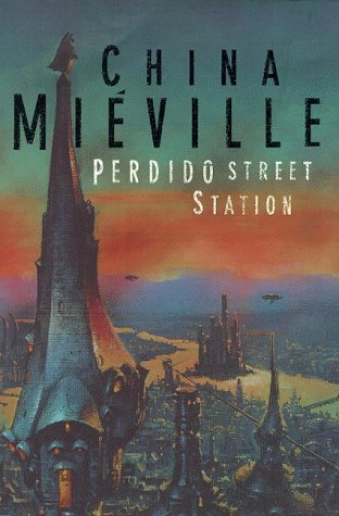 Book cover for Perdido Street Station