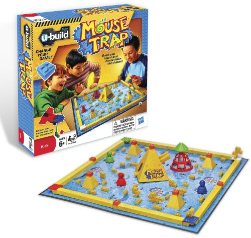 Mgi - Trap Mice Hasbro