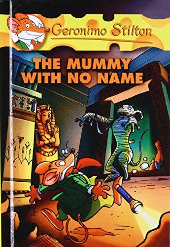 The Mummy with No Name (Geronimo Stilton, Band 26)