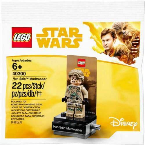 STAR WARS Lego 40300-Han Solo mudtro Ópera