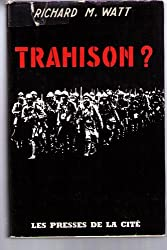Trahison ?