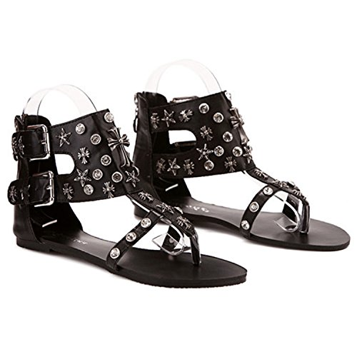 Azbro - Low-top Donna Black