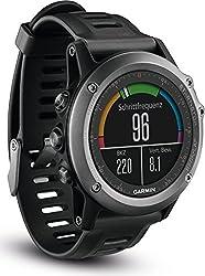 Performance trifft Design. Die Garmin fenix 3 Smartwatch kombiniert die Funktionen einer GPS-Multisportuhr mit denen einer Smartwatch. Sie hilft nicht nur anspruchsvolle Sportlern bei der Orientierung im Gelände, diese Smartwatch macht durch Ihr eleg...