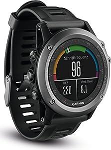 La fenix® 3 est une montre GPS multisports astucieuse et polyvalente, résistante à toute épreuve. Embarquant toute une série de fonctions taillées pour l'activité physique et la navigation en plein air, la fenix® 3 est le partenaire idéal de vos séan...