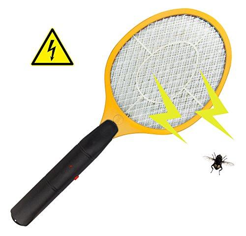 DEMA Elektrischer Fliegenfänger gelb