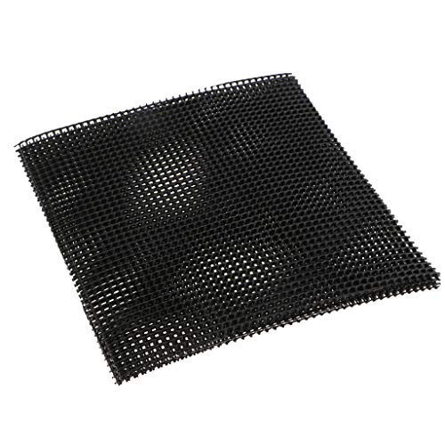 SunniMix Bonsai Werkzeug Potting Mesh Sheet Blumentopf Bottom Net Gartenpflege - 15 x 15 cm # 5 Stück