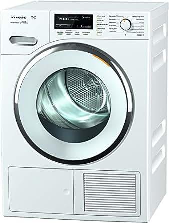 Miele TMG840WP D LW Steam FinishundEco Wärmepumpentrockner / A+++ / 8 kg / Weiß / Der schnelle Bügelersatz durch Dampfglätten - SteamFinish