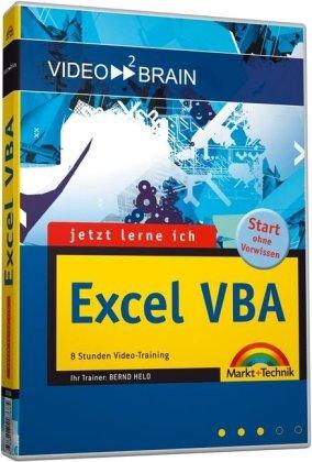 Jetzt lerne ich Excel VBA (PC+MAC-DVD)