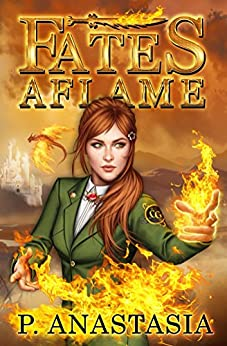 Fates Aflame (English Edition) di [Anastasia, P.]