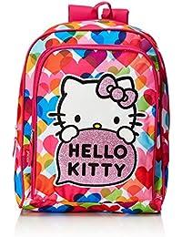 Hello Kitty Mochila Infantil, Color Rosa