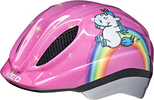 KED Meggy II Originals Helmet Kids Unicorn Kopfumfang S/M | 49-55cm 2018 mountainbike helm downhill