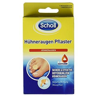 Scholl Hühneraugen-Pflaster zur Behandlung