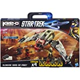 Hasbro A3136E24 - KRE-O Star Trek Klingon Bird of Prey - Baukasten