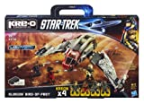 Hasbro A3136E24 - KRE-O Star Trek Klingon Bird of Prey - Baukasten
