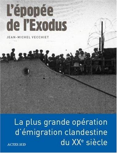 L'épopée de l'Exodus