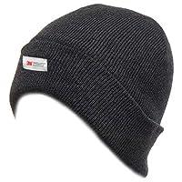 Bonnin Mens 3M Thinsulate Thermal Winter Hat (Grey)