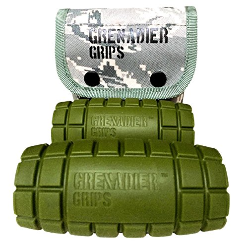 Grenadier-Grips-Unique-Fat-Bar-DumbellBarbell-Grips-For-Huge-Size-Gains-Explosive-Power-Increased-Grip-Strength-Arm-Muscle-Builder-Crossfit-Improve-Climbing-and-Grappling