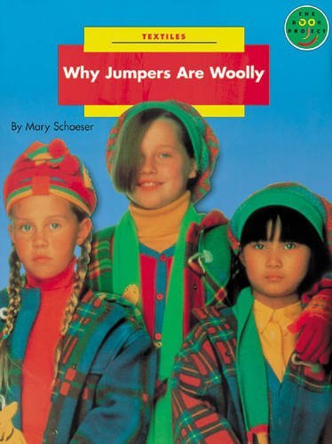 Why Jumpers are Woolly Extra Large format Non-Fiction 2 (LONGMAN BOOK PROJECT) (Wal-jumper)