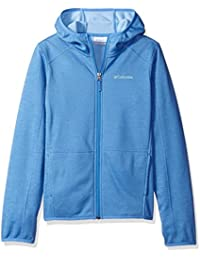Columbia Smore Adventure Full Zip Hoodie Medieval Heather XS (Kids)