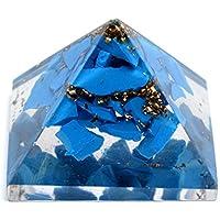 Heilung Kristalle Indien Reiki heilende Energie Geladen, türkis Crystal Chip Energetische Pyramide preisvergleich bei billige-tabletten.eu