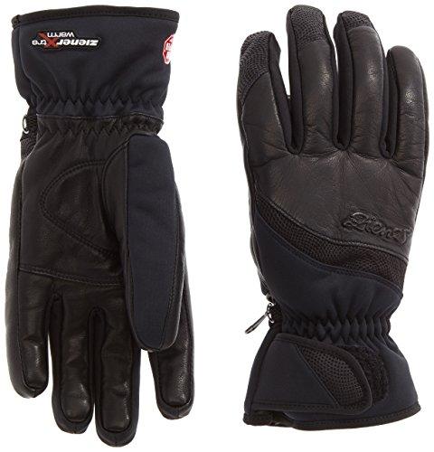 Ziener Damen Handschuhe Kalifornia WS PR Lady Gloves, Black, 8